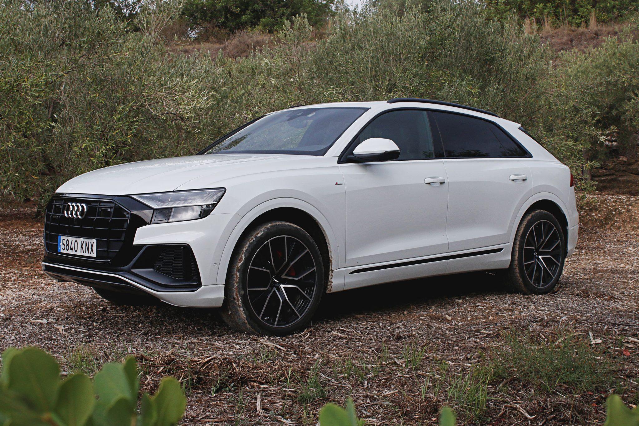 Audi Q8 La Revolución Del Suv Coupé Luxury News Motor